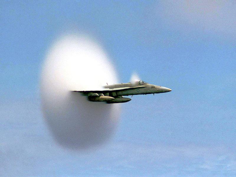 Un bang supersonique