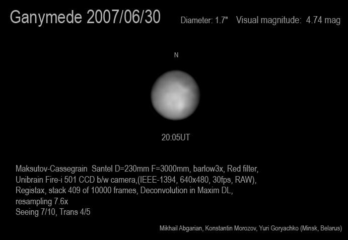 Lune d\'astronome