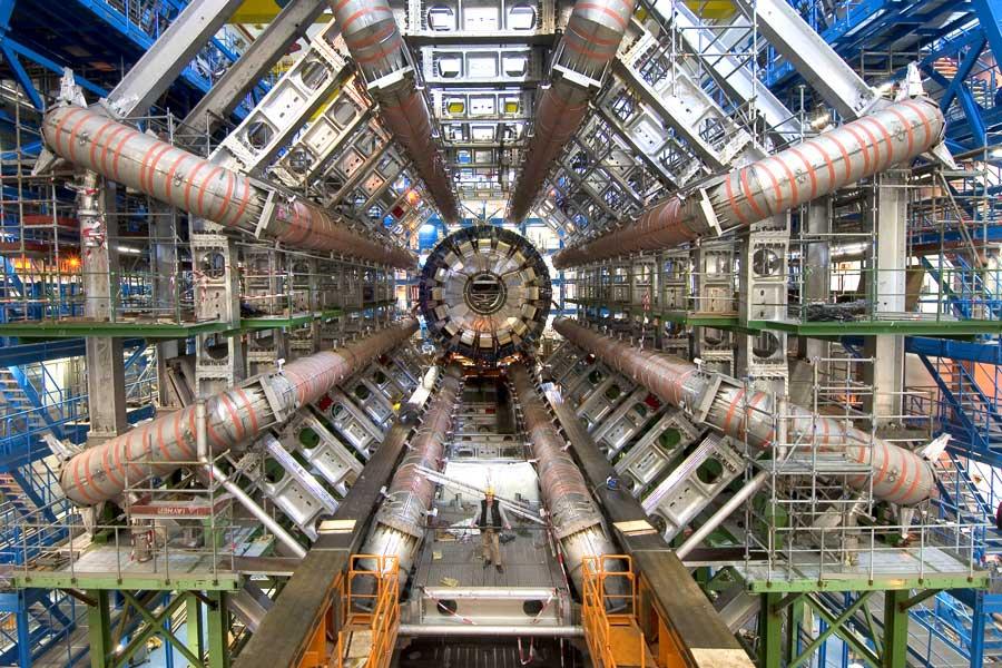 Le LHC entrera bientôt en service