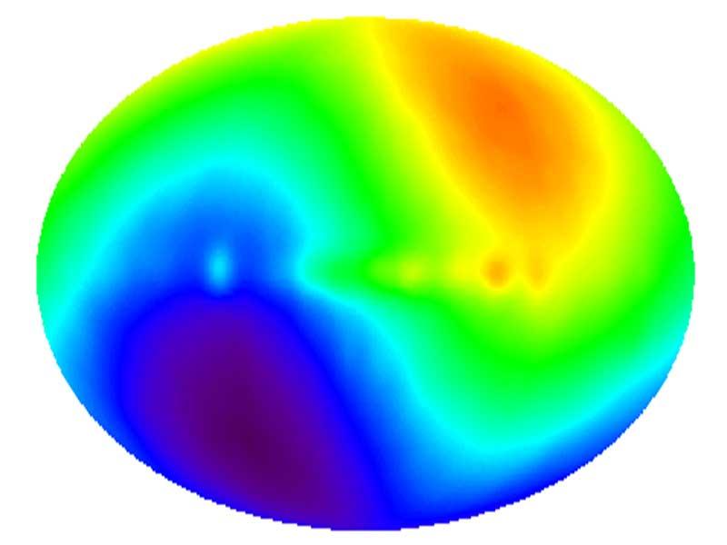 Dipôle CMBR : à toute vitesse à travers l\'Univers