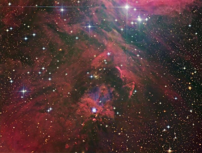 Au sud d\'Orion