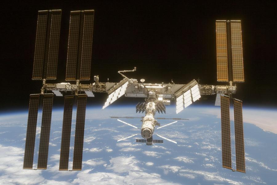 La Station spatiale internationale s\'agrandit