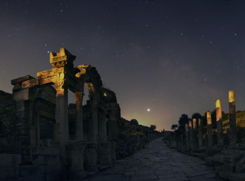 Jupiter dans les rues d\'Ephèse