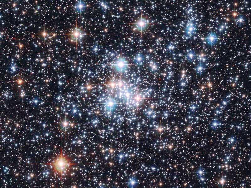 L'amas ouvert NGC 290, une Boîte à Bijoux Stellaire