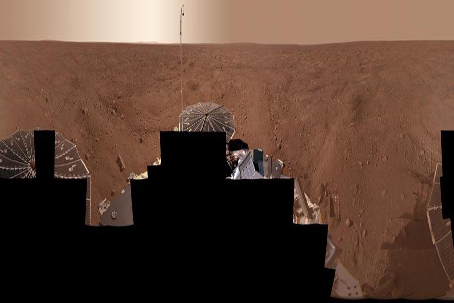 Tour d\'horizon martien