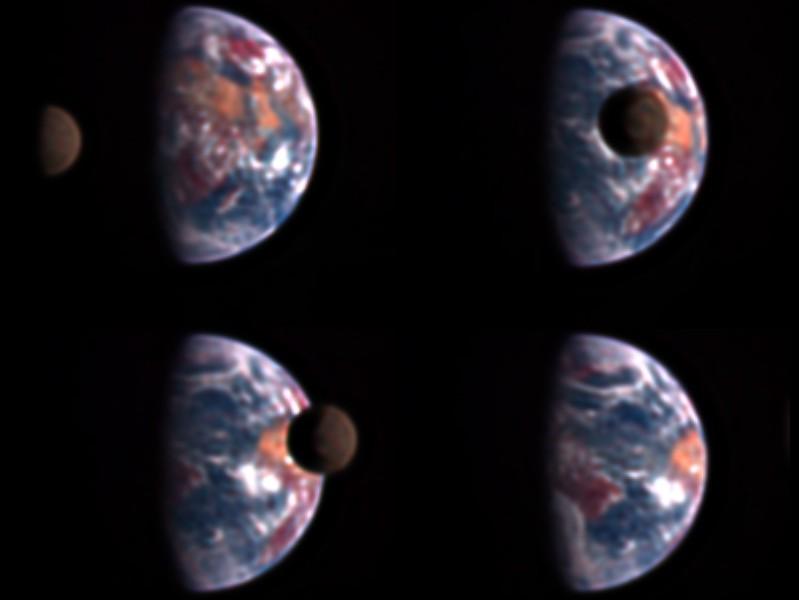 À 50 millions de kilomètres de la Terre