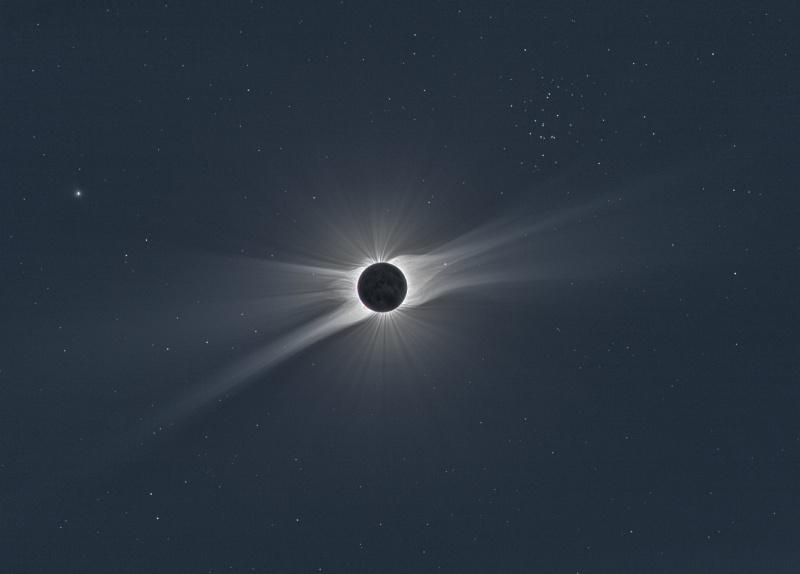 Ciel d\'éclipse