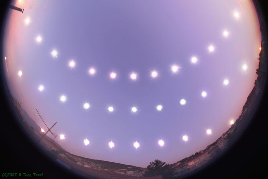 De solstice à solstice en passant par l\'équinoxe