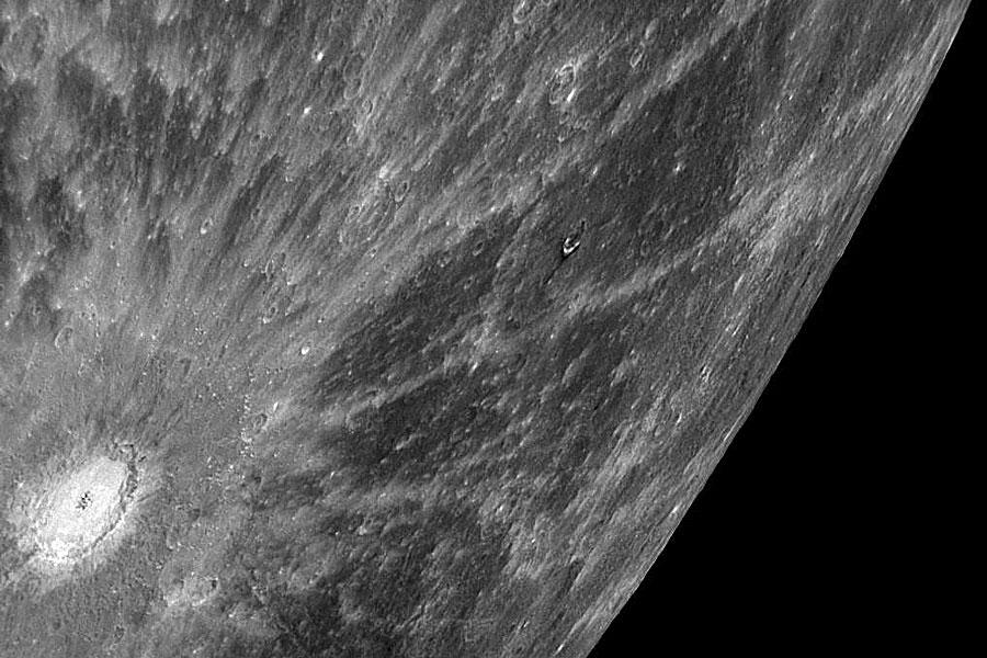 Le mystère des cratères rayonnants de Mercure