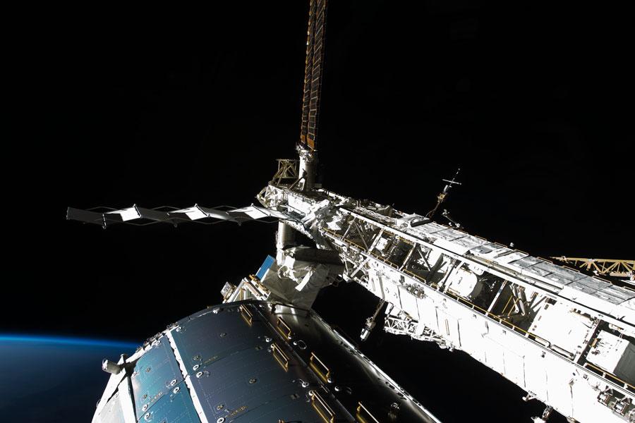 Saurez-vous découvrir où se cache l\'astronaute ?