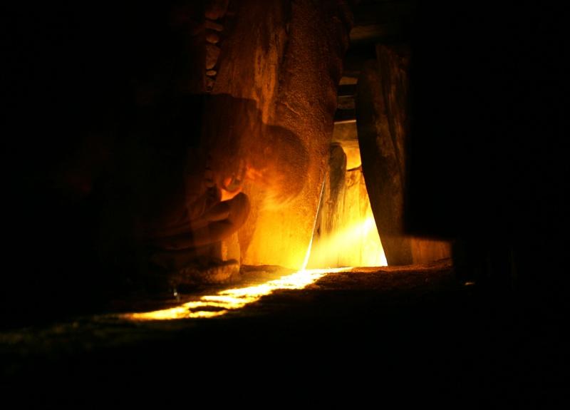 Solstice à Newgrange