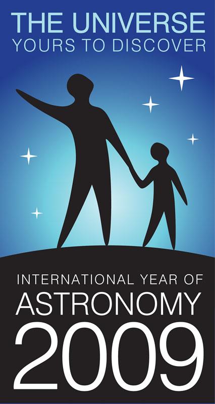 Bienvenue à l\'Année Mondiale de l\'Astronomie