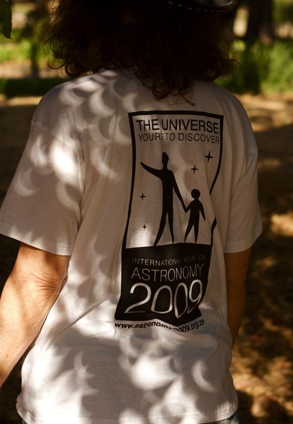 T-shirt spécial éclipse