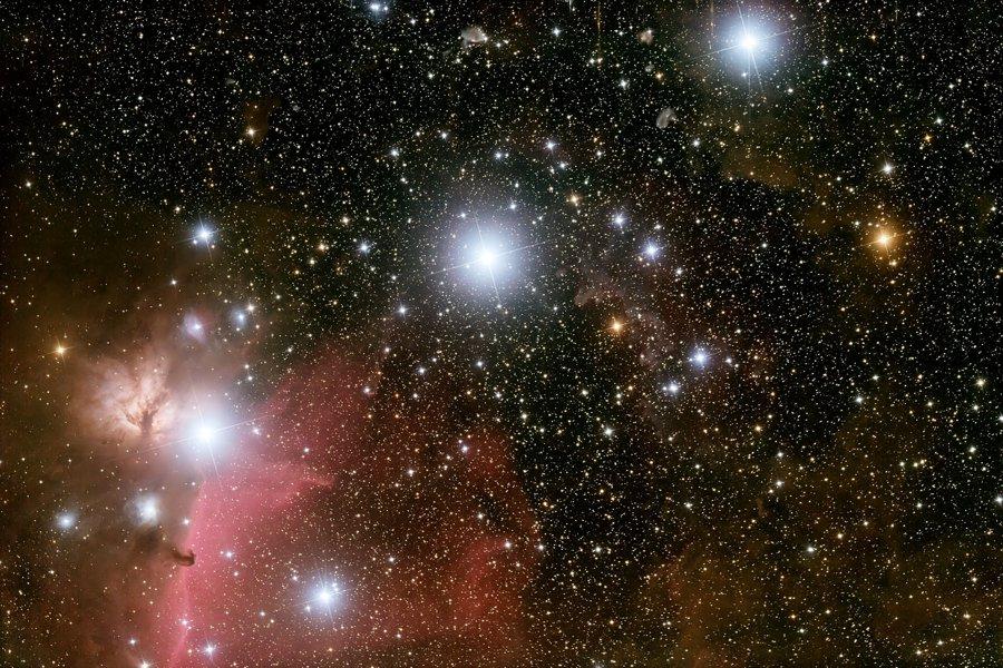 La ceinture d\'Orion