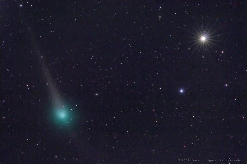 Lulin et Saturne passent à l\'opposition