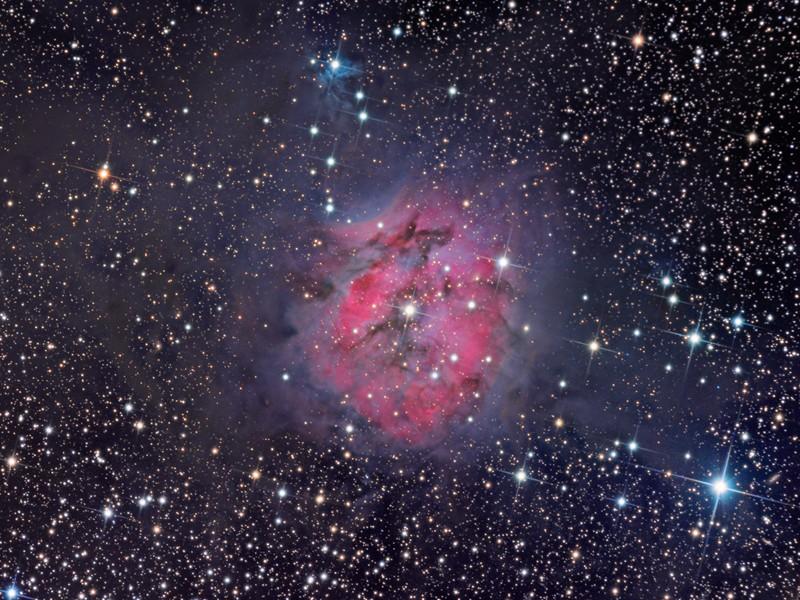 IC 5146, nébuleuse du Cocon