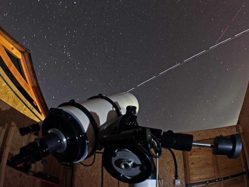 Les 100 heures de l'Astronomie commencent