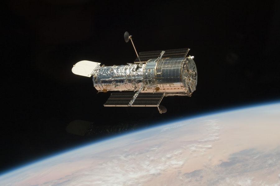Hubble, libre et sans entraves