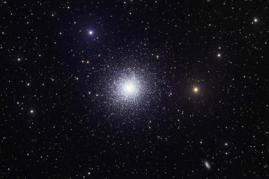M13, un grand amas globulaire