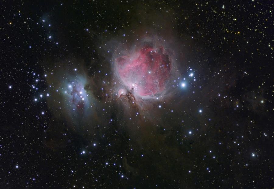 La nébuleuse d\'Orion : un grand classique