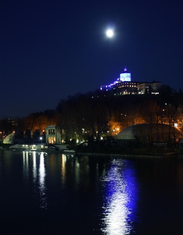 Une lune bleue pour bien commencer l\'année