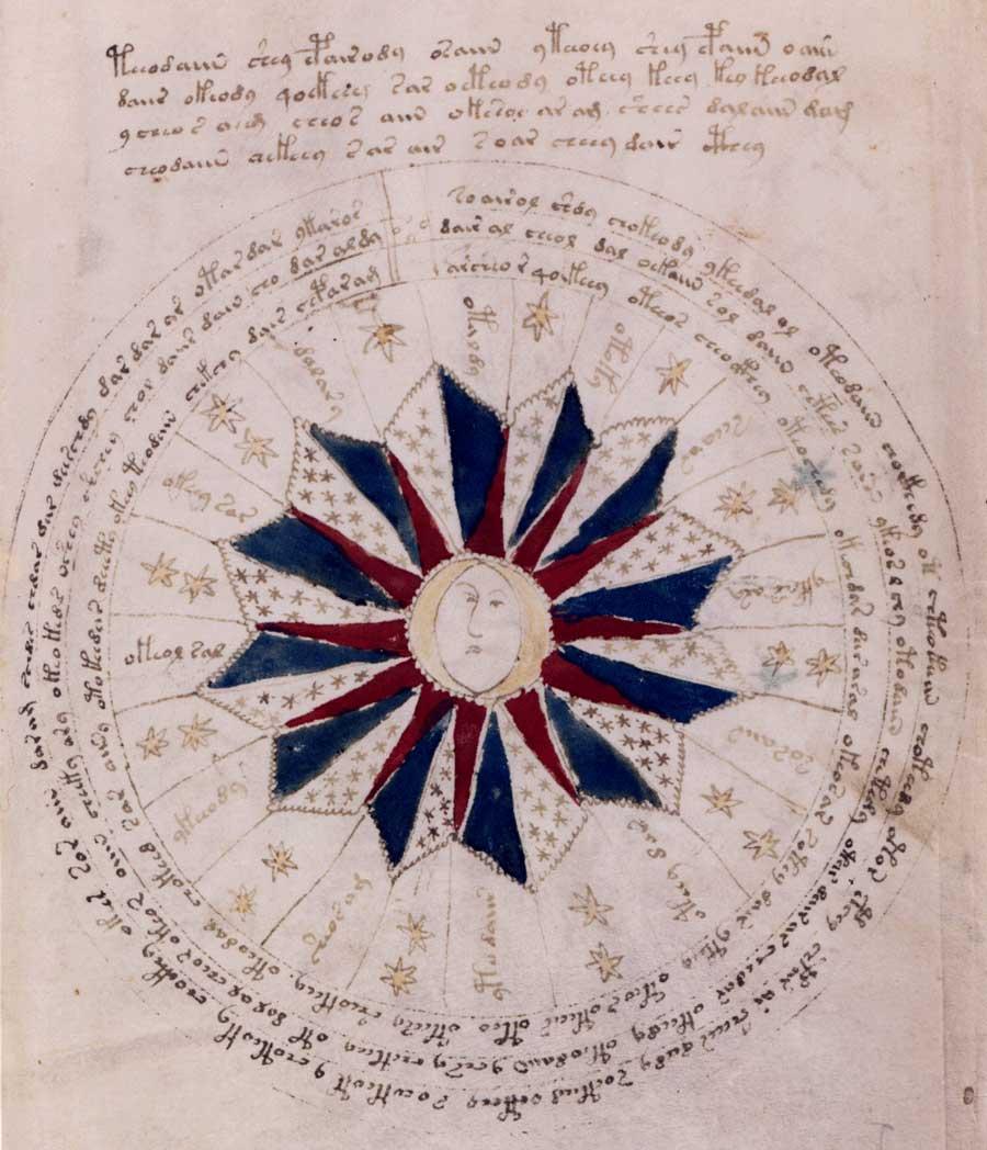 Le mystérieux manuscrit Voynich