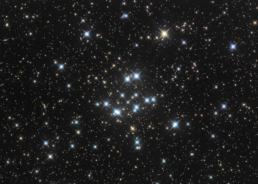 L'amas stellaire M34