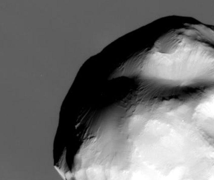 Hélène par Cassini