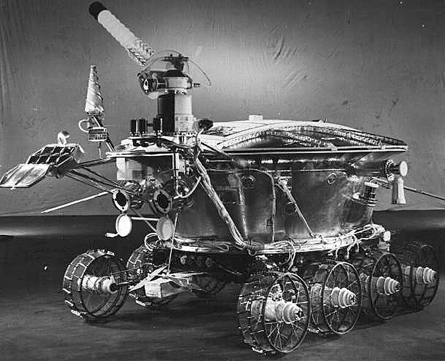 Le Lunokhod, ou réflexions sur un robot lunaire