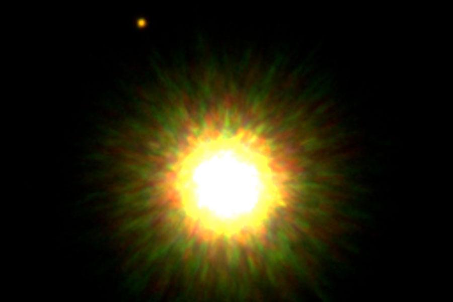 Planète confirmée pour une étoile semblable au soleil