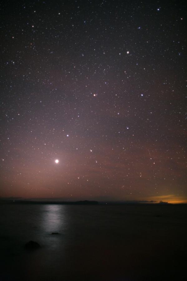 Ecliptique en Nouvelle Zélande