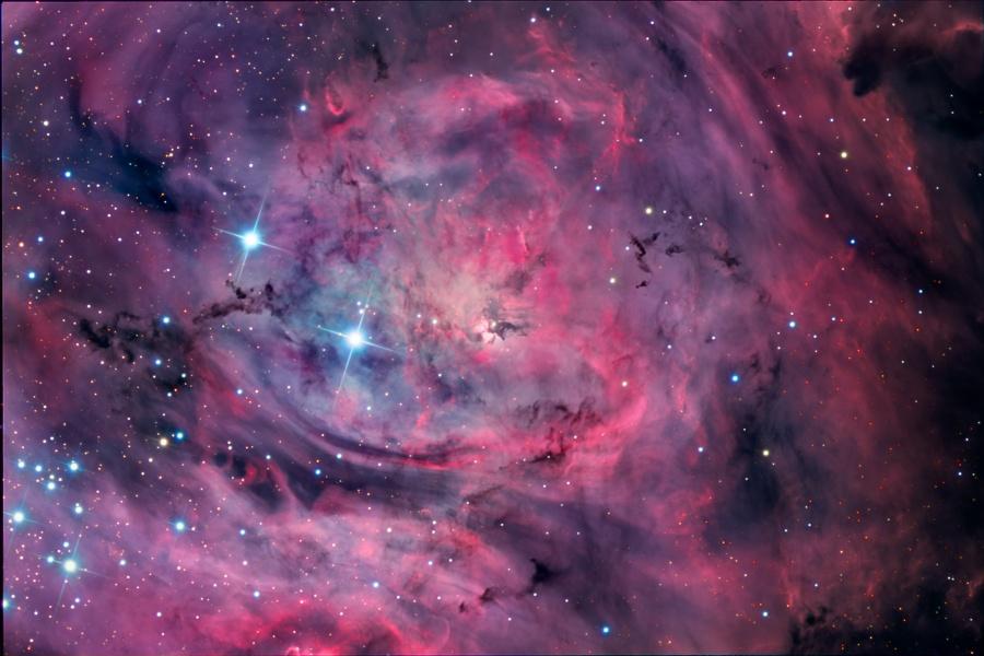 M8, la nébuleuse de la Lagune
