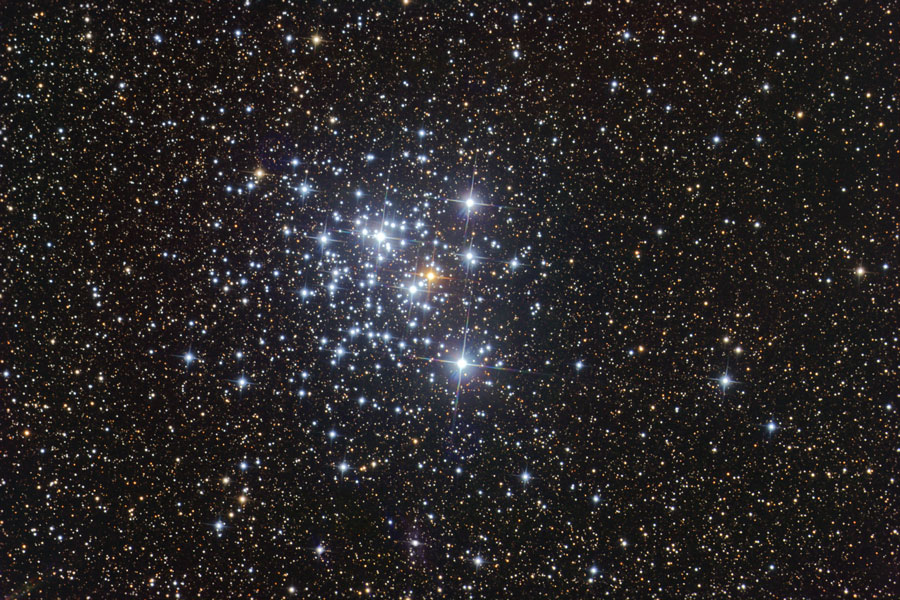 NGC 4755, écrin de stellaires joyaux