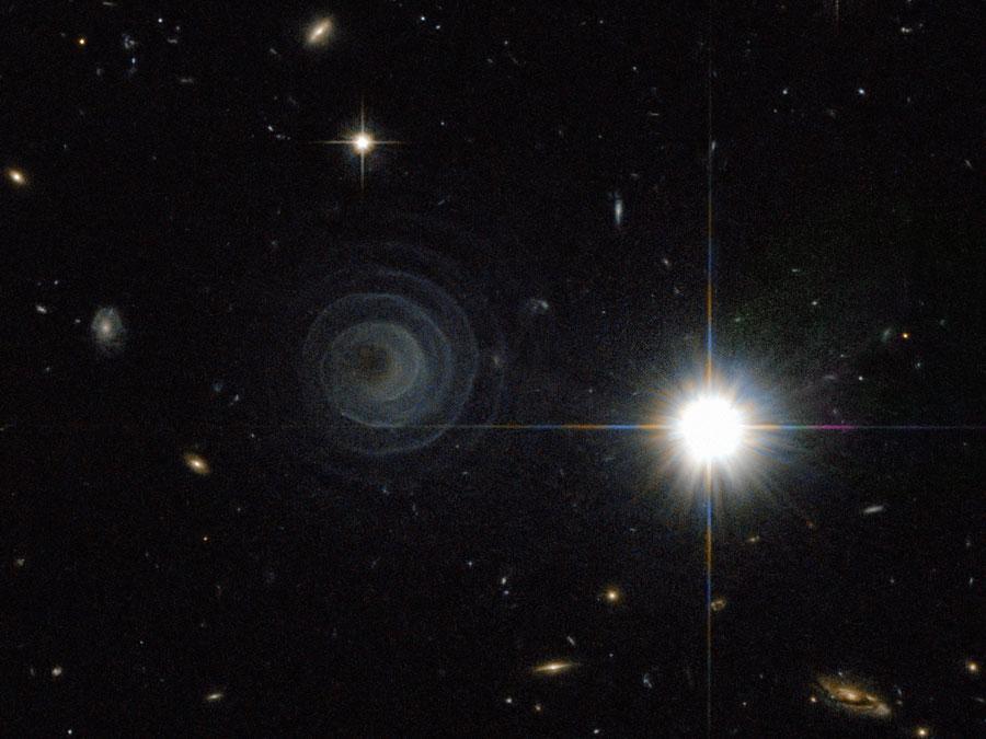 L'extraordinaire spirale de LL Pegasi
