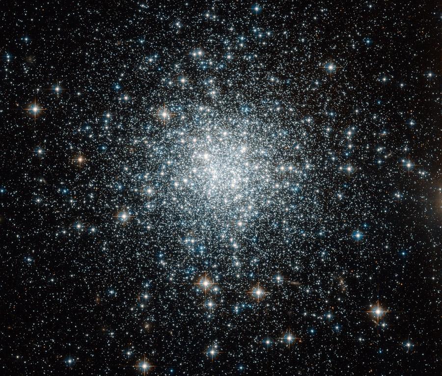 L\'amas globulaire NGC 6934