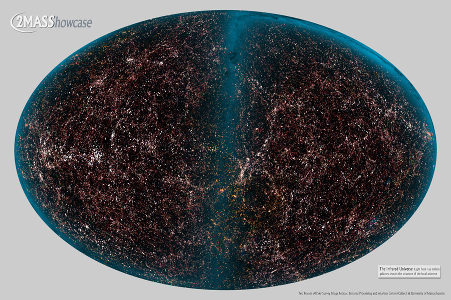 Un million de galaxies