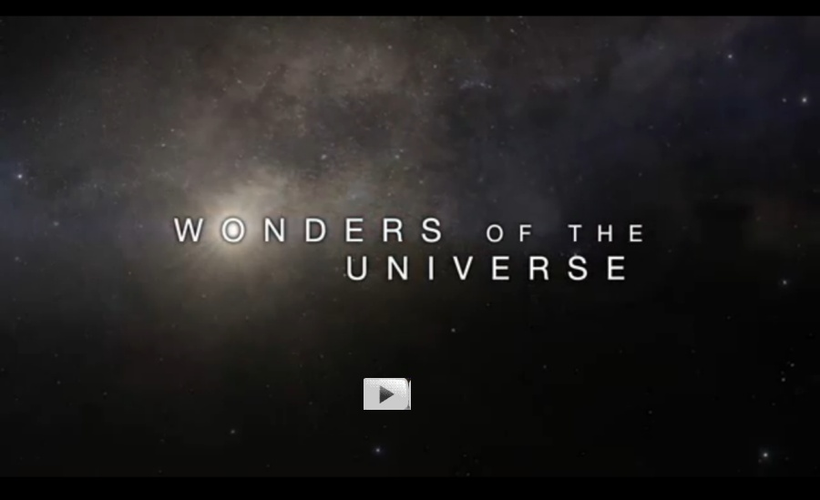 Effets visuels, Wonders of the Universe