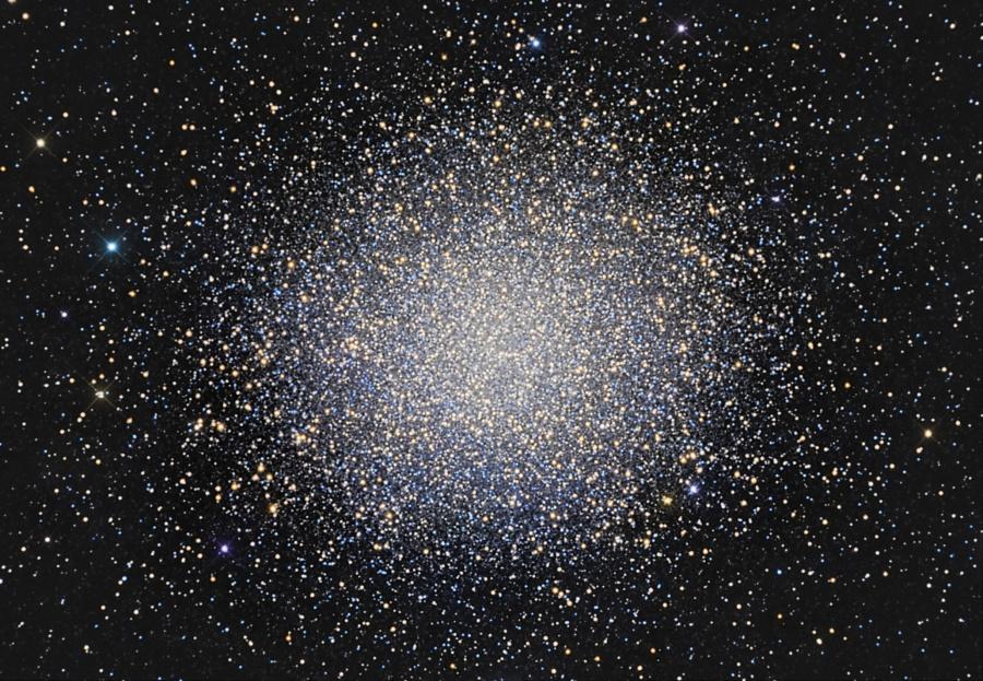 Les millions d\'étoiles d\'Omega du Centaure