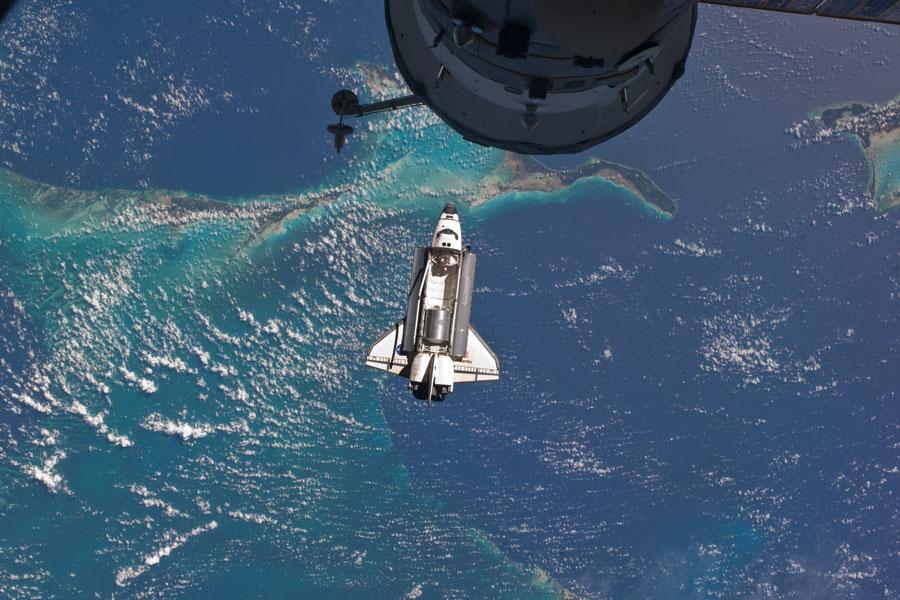 La dernière approche d'Atlantis