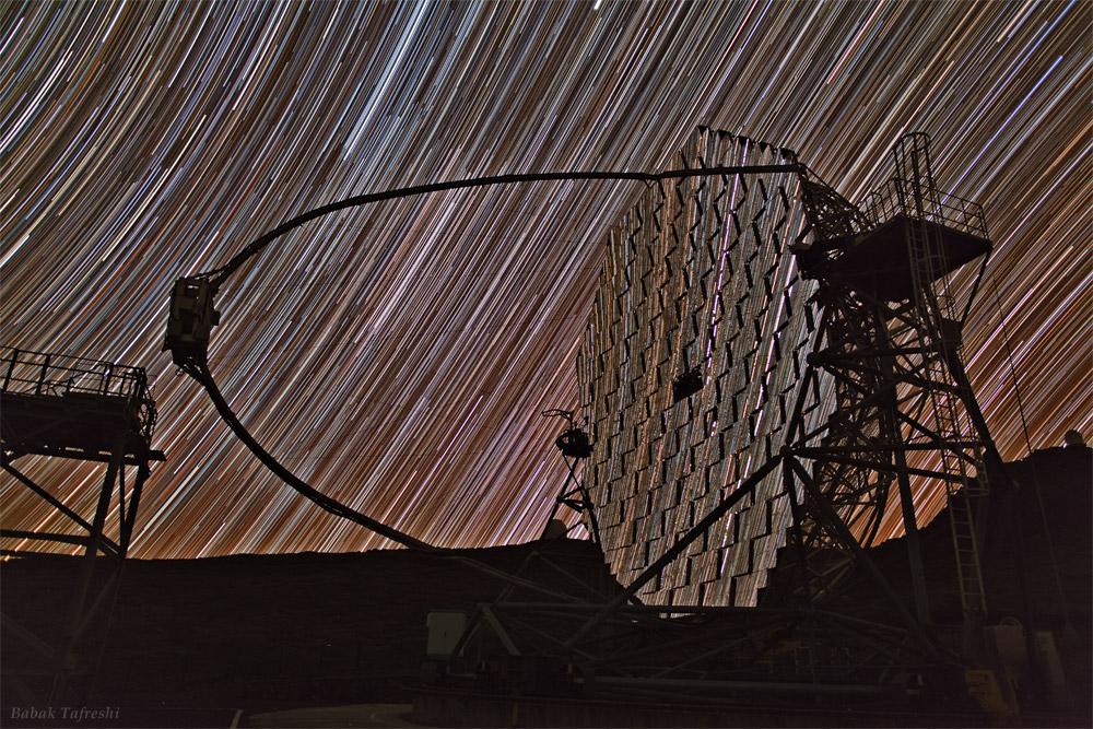 Un filé d'étoiles tout ce qu'il y a de MAGIC