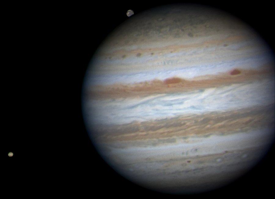 Jupiter bientôt à l\'opposition