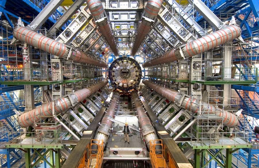 Soupçons de Higgs au LHC