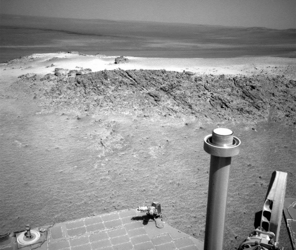 Un coin où passer l\'hiver sur Mars