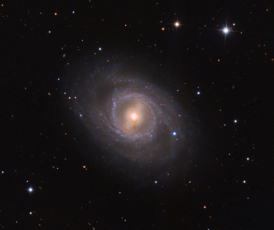 Supernova dans M95