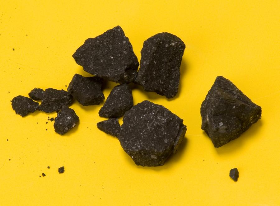 La météorite de Sutter\'s Mill