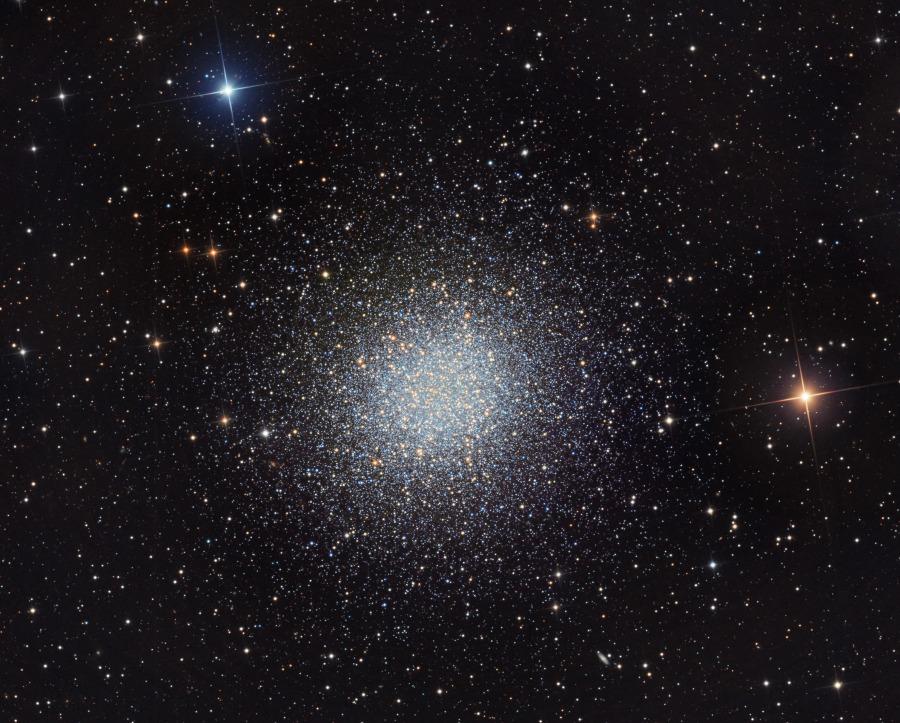 Le grand amas globulaire d\'Hercule M13