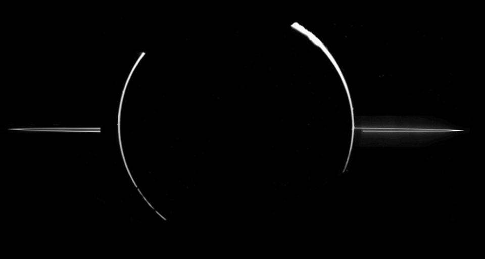 Les anneaux de Jupiter révélés
