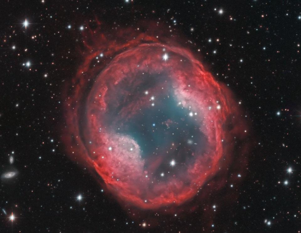 La nébuleuse planétaire PK 164  31.1