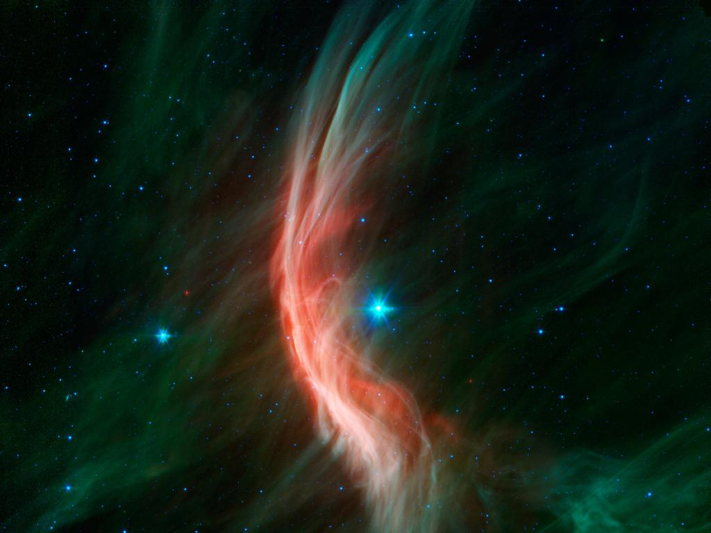 Zeta Ophiuchi, étoile en cavale