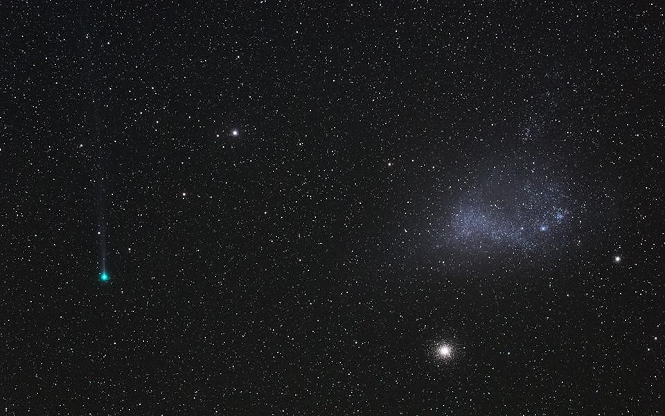 Comètes en approche